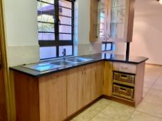 Scullery area in kitchen