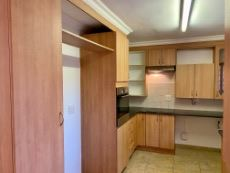 Kitchen with space for fridge/freezer