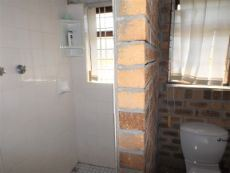 Bathroom (with shower)  -  with separate Wash Basin & Toilet.