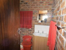Separate Wash Basin & Toilet.