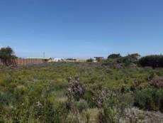 Large dry plot in quiet area
