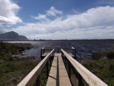 stunning lake a short walk