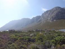 Kogelberg mountains rise behind you